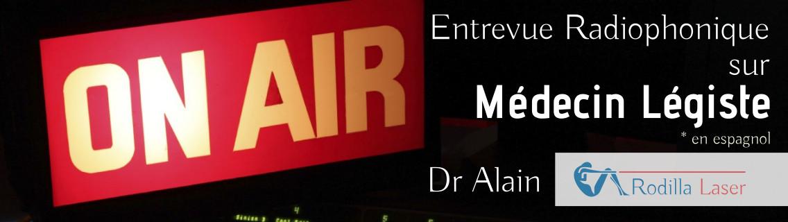 Entrevue - Radio